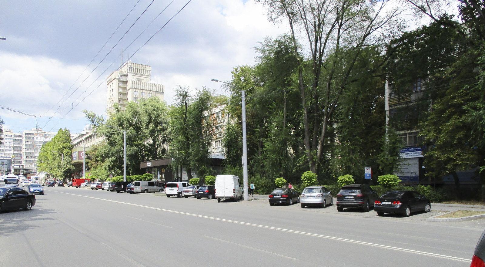 """Agenția imobiliara """"Univers-Imobil"""" Chișinău, sect. Rîșcani"""