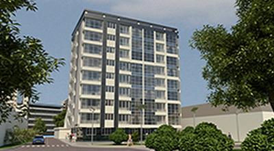 Constructii noi, Chisinau, str. Romana 28